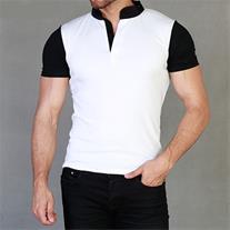 تی شرت مردانه White (Mzkala)