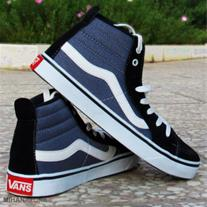 کفش ساقدار دخترانه Vans طرح OldSkool(Mzkala)