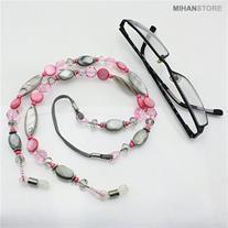 بند عینک مرواریدی دخترانه (Mzkala)
