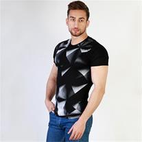 تی شرت سه بعدی Pyramid (Mzkala )