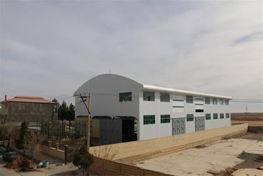نصب ساندویچ پانل با شاپ کامل - پیش ساخته