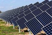 پنل خورشیدی ، نیروگاه خورشیدی