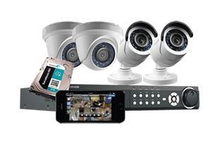 دوربین مداربسته و سیستم های حفاظتی
