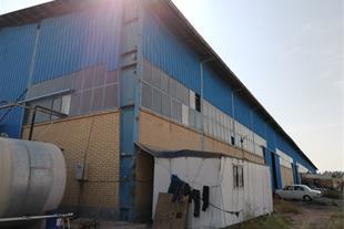 فروش کارخانه صنعتی 37500 متر