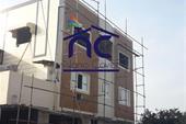 رنگ نانویی نمای ساختمان