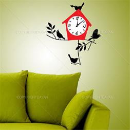 ساعت دیواری کوک (Mzkala)
