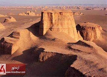 تور کرمان کلوتهای شهداد ماهان تعطیلات بهمن 97 - 1