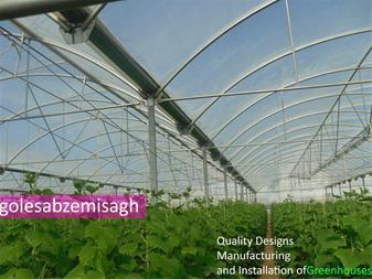 ساخت گلخانه در تبریز | احداث گلخانه ارس - 1