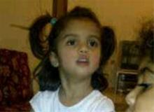 """Rjanyvz: According to reports from Bahrain, the Bahraini security forces attacked last night to the mourning ceremony at the Supreme Imam pbuh with tear gas and sound grenades were, """"Fatima Ali Khalil"""" 9-year-old Bahraini girl of gas inhalation Tear was martyred. Thus the name of this innocent child as the thirty-fifth Bahraini martyr on people"""