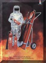 کپسول آتش نشانی مخصوص اتومبیل