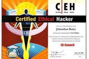 پکیج جامع آموزش مدرک بین المللی هکرهای قانونمند