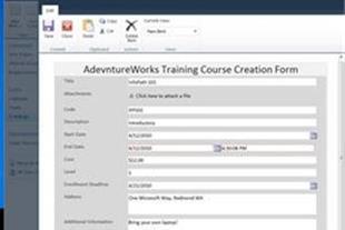 آموزش نرم افزار Office InfoPath