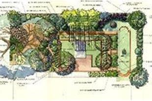 طراحی و اجرای فضای سبز در مشهد
