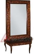 آینه و کنسول چوبی مدل الگانس Elegance