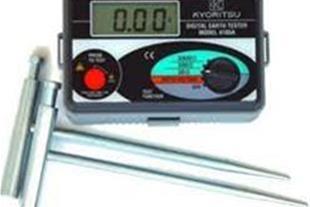 Kyoritsu 4105 earth resistance tester