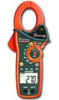 مولتی متر کلمپ و حرارت سنج لیزری EX810