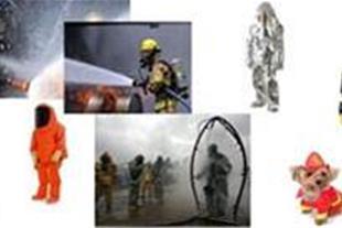 لباس عملیاتی آتشنشانی / ضد حریق / شیمیایی و کلیه