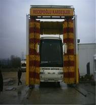 کارواش اتوبوس شور دروازه ای مدل PETSER ترکیه