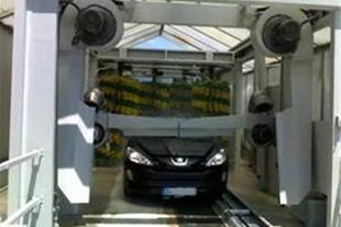 کارواش تونلی ساخت کمپانی PETSER ترکیه