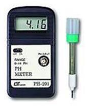 TDS،کنداکتیوی متر،شوری سنج،اسید سنج PH-201