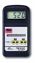 ترمومتر دو کاناله TM-914C