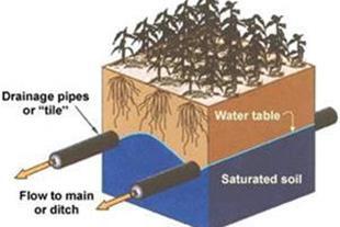 احداث استخر کشاورزی با ژئوتکستایل