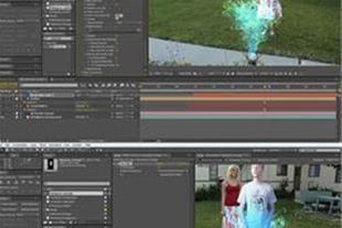 آموزش ساخت جلوه های ویژه فیلم ها در After Effects