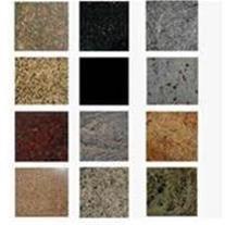 ارائه انواع سنگ های گرانیت