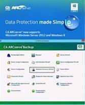 مجموعه نرم افزارهای CA ARCserve 16.5