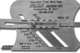 گیج جوش مدل G.A.L