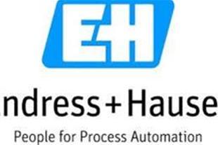 تامین تجهیزات صنعتی با برند Endress & Hauser