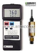 اختلاف فشار مانومتر خلاء وکیوم متر