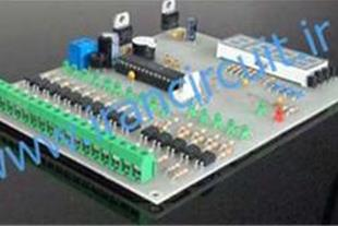 اجرا و ساخت پروژه ها و مدارات الکترونیک