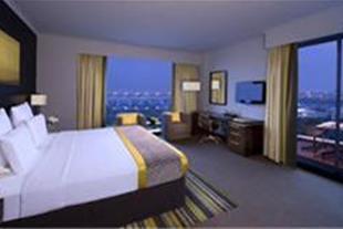 رزرو هتل پولمن دبی (سیتی سنتر)