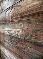 چوب سنگ طرح ترمو وود Thermo  Wood