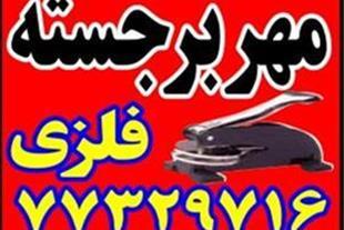 مهر فوری - مهر برجسته نر و ماده - کلیشه