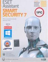 تنها واردکننده ESET Assistant SMART SECURITY7