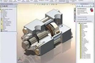 طراحی ونقشه کشی صنعتی