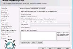 نرم افزار Microsoft SQL Server 2014 web Edition -