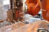 خدمات سلول خط تولید رباتیک
