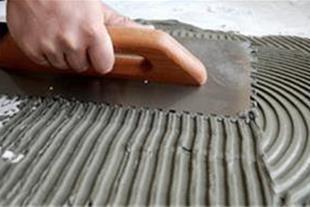 چسب کاشی پودری Tiss tille adhesive