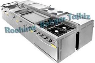 تجهیزات طبخ غذا