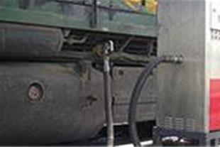 جایگاه سریع النصب توزیع سوخت قطار