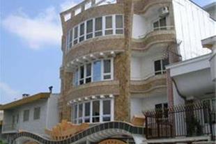 طراحی و اجرای نمای ساختمان عفتی