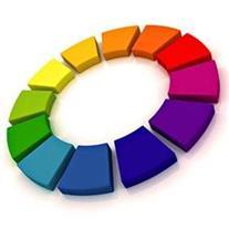 طراحی و چاپ دایــــره رنگــــی