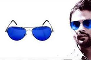 عینک ریبن rayban اصل و اورجینال شیشه ابی تیره