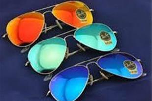 عینک ریبن rayban اصل و اورجینال شیشه سبز