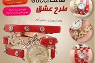 فروش ساعت مچی Gucci طرح love سال 2014