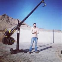 تولیدکننده کرین حرفه ایی فیلمبرداری درایران
