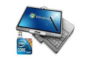 لپ تاپ تبلتی مولتی تاچ HP 2760p-CORI5